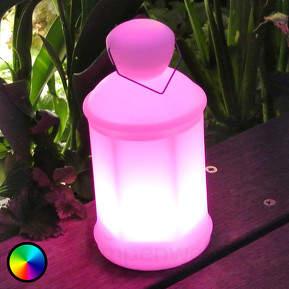 Dekorative LED-Leuchte Toby m. Fernbedienung