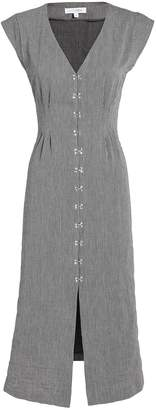 Intermix Audrey Midi Dress