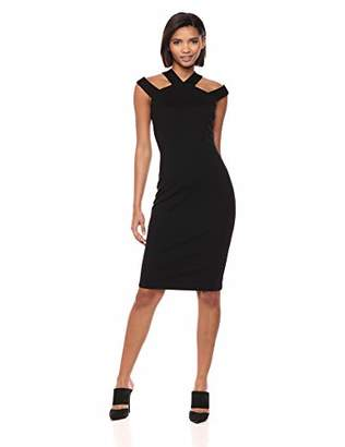 Bailey 44 Women's Love Come Down Ponte Dress,XS