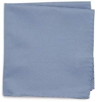 BOSS Solid Silk Pocket Square