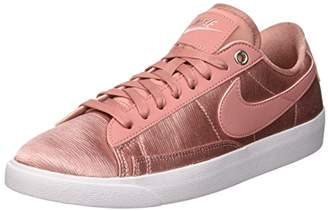 Womens W Blazer Low Se Gymnastics Shoes, Pink Nike