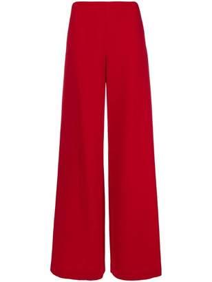 Ralph Lauren tailored wide leg trousers
