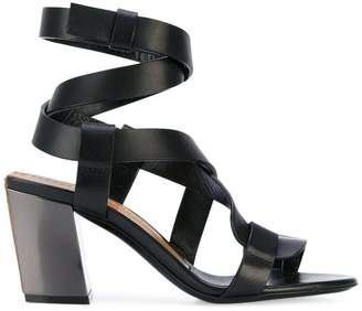 Tom Ford strappy heeled sandals