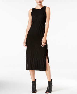 kensie Ribbed Midi Dress $79 thestylecure.com