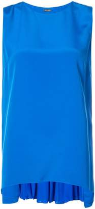 ADAM by Adam Lippes pleated back tank top