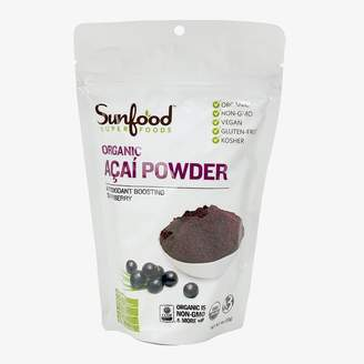 Sunfood Organic Acai Powder