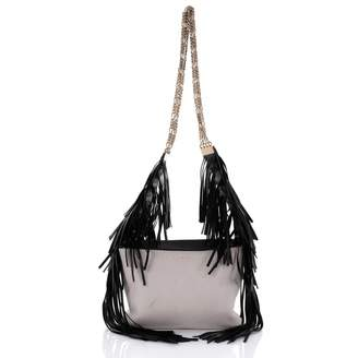 Lanvin White Leather Handbag