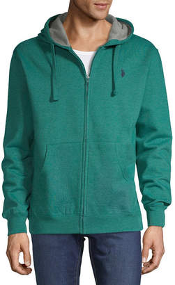 U.S. Polo Assn. USPA Long Sleeve Fleece Hoodie