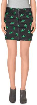 American Retro Denim skirts