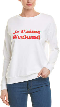 South Parade Graphic Sweatshirt