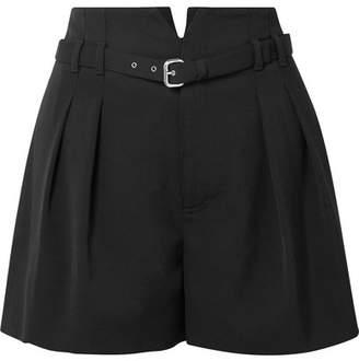 RED Valentino Cady Shorts - Black