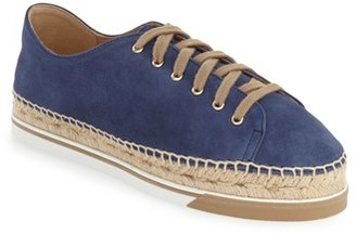 Women's Andre Assous 'Sneakpadrille' Espadrille Platform Sneaker $179.95 thestylecure.com