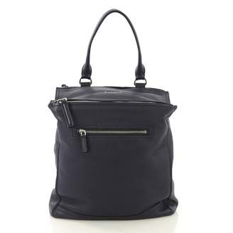 Givenchy Pandora Blue Leather Backpacks