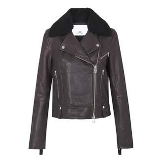Camilla And Marc Bradman Leather Jacket