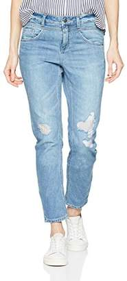 S'Oliver Women's 14.803.71.4643 Boyfriend Jeans,36W x 32L