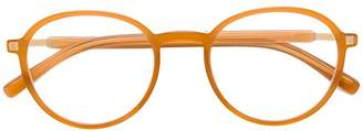 Mykita round frame glasses