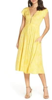 Knot Sisters Domingo Midi Dress