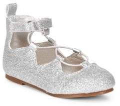Carter's Baby Girl's, Little Girl's & Girl's Caged Ballet Flats