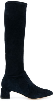 Parallèle smooth finish boots