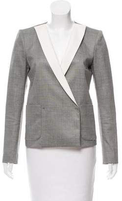 Giambattista Valli Structured Tweed Blazer