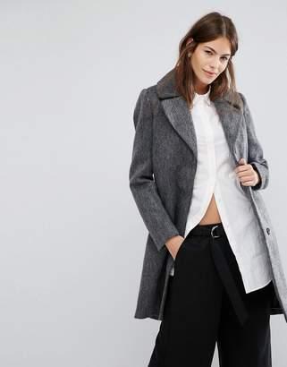 Vila Tailored Coat $91 thestylecure.com