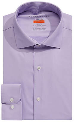 Perry Ellis Pep Regular-Fit Dress Shirt