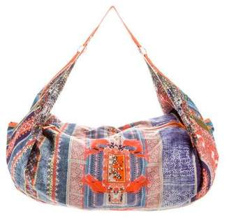 Pre Owned At Therealreal Camilla Embellished Beach Bag