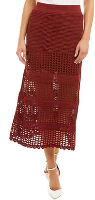 BCBGMAXAZRIA Knit Maxi Skirt