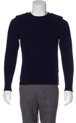 Burberry Wool Crew Neck Sweater
