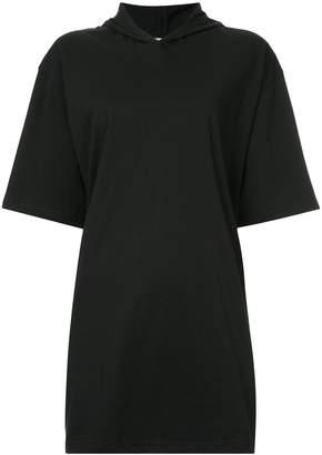 Telfar cap T-shirt