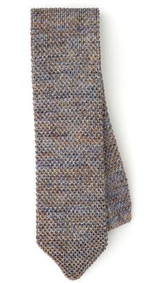 Tommy Hilfiger Collection Slim Width Melange Knit Tie