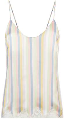 Sorbet Morgan Lane Jac Stripe Camisole Top