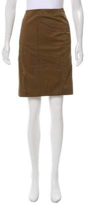 Gucci Knee-Length Structured Skirt