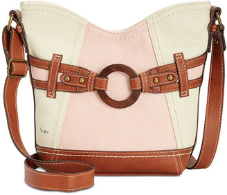 b.o.c. Nayarit Colorblock Crossbody Bag $66 thestylecure.com