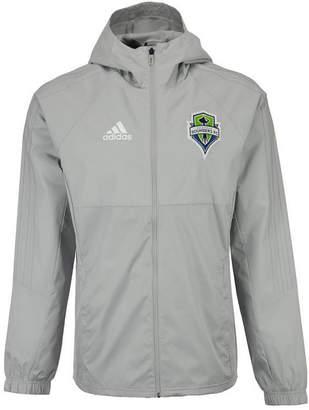 adidas Men's Seattle Sounders Fc Rain Jacket