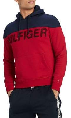 Tommy Hilfiger Classic Logo Cotton Hoodie