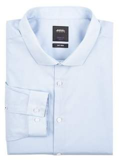 Mens Big & Tall Skinny Fit Essential Shirt