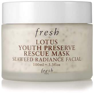 Fresh Lotus Youth Rescue Mask