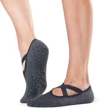 Chloé Tavi Noir Grip Socks