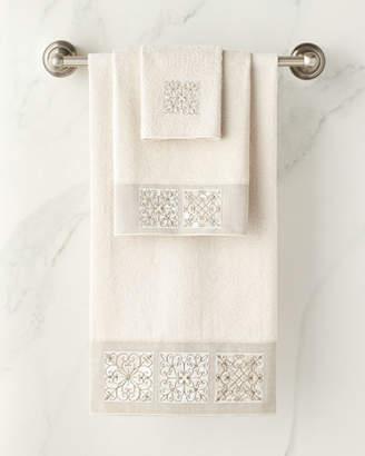 Avanti Linens Ironwork Wash Cloth