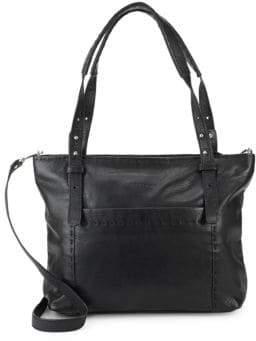 Liebeskind Berlin Top Zip Leather Crossbody Bag