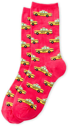 Hot Sox Taxi Cab Socks