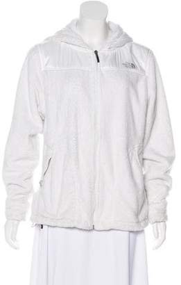 The North Face Zip-Up Hooded Jacket