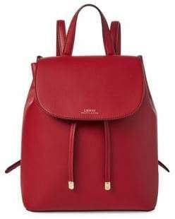 Lauren Ralph Lauren Medium Leather Backpack