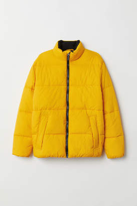 H&M Padded Jacket - Yellow