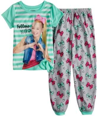 Nickelodeon Jojo Siwa Girls 6-12 JoJo Siwa Top & Bottoms Pajama Set