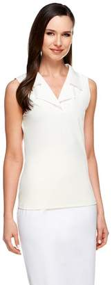 Kathleen Kirkwood Dictrac-Ease Notch Collar Camisole