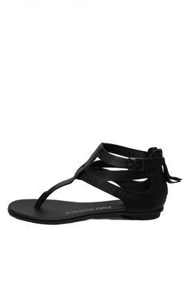 Emu Australia Black Dressy Sandal $112 thestylecure.com