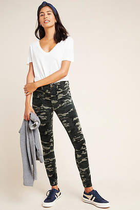 Pilcro and the Letterpress Pilcro High-Rise Skinny Corduroy Jeans
