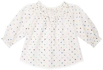 Zimmermann Lovelorn Dot Blouse